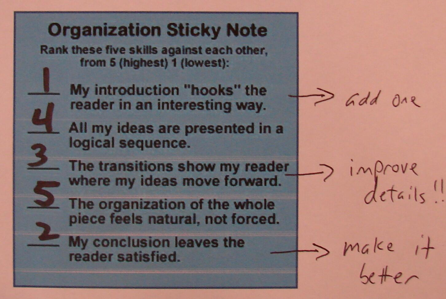 essay that shows transitions In-paragraph transitions to help with flow of writing in prior grades, students have been taught how to use transitions at the beginning of paragraphs.